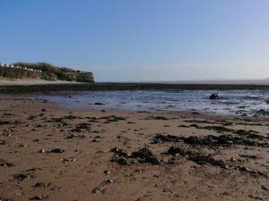 St mary's well bay beach