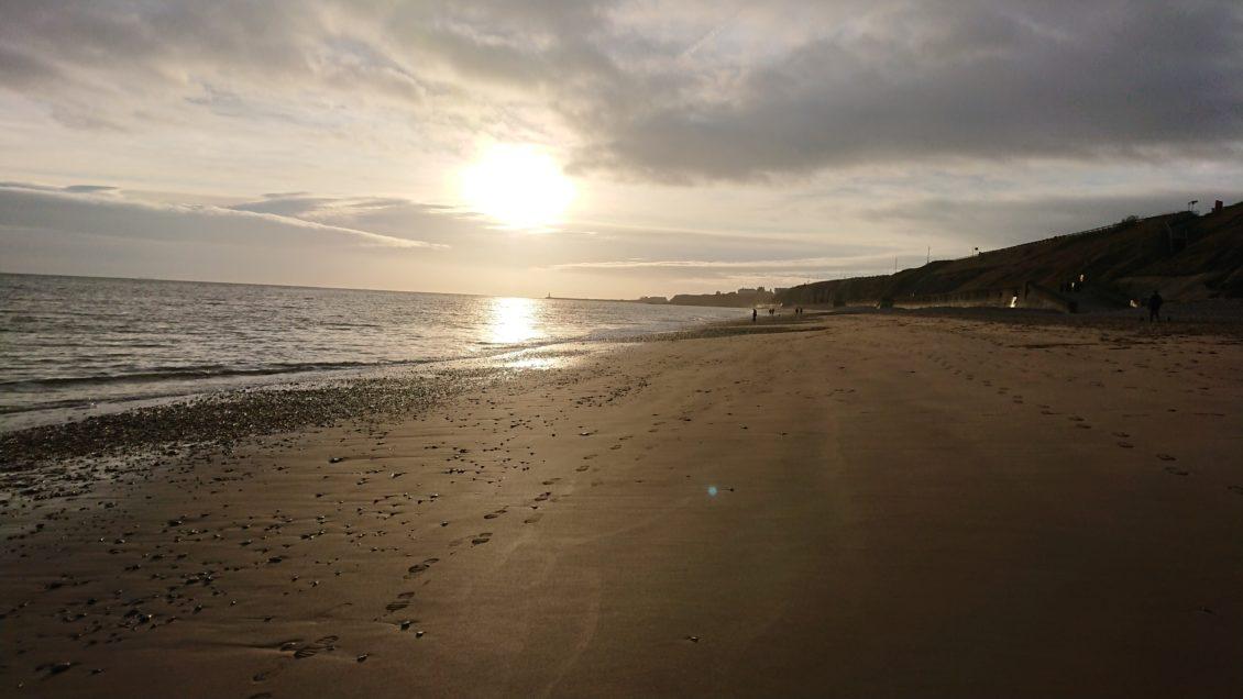 Seaham beach