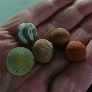 Beach Marbles