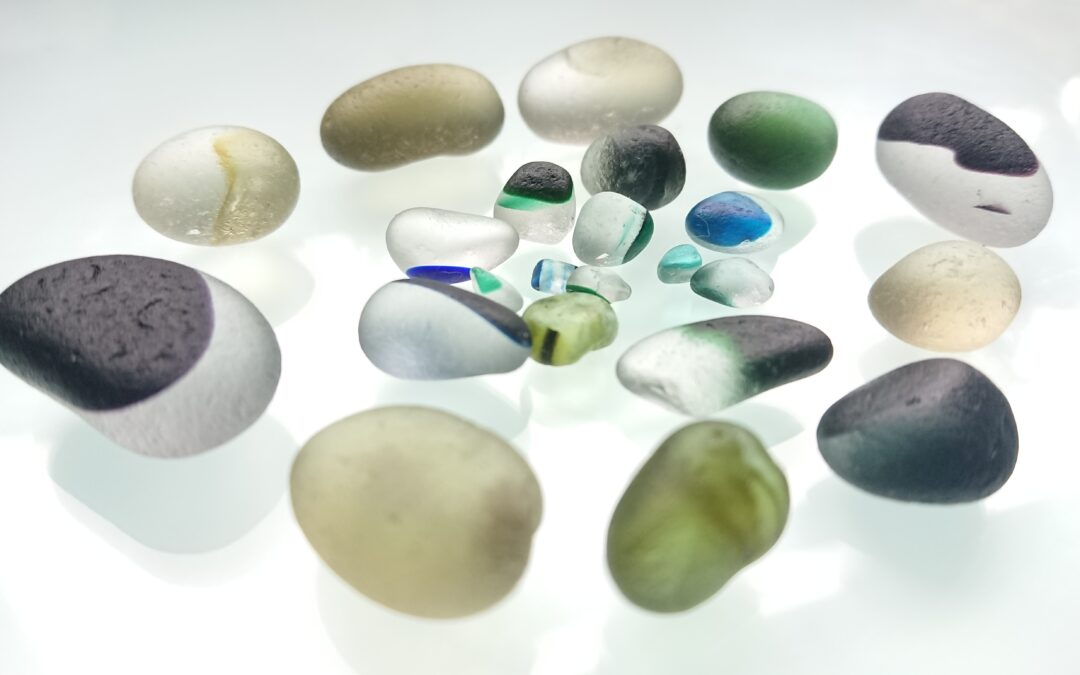 Why is seaglass at seaham?