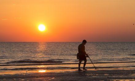 Best Metal Detectors for Beachcombing