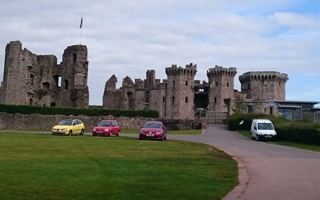Welsh Castle Facts