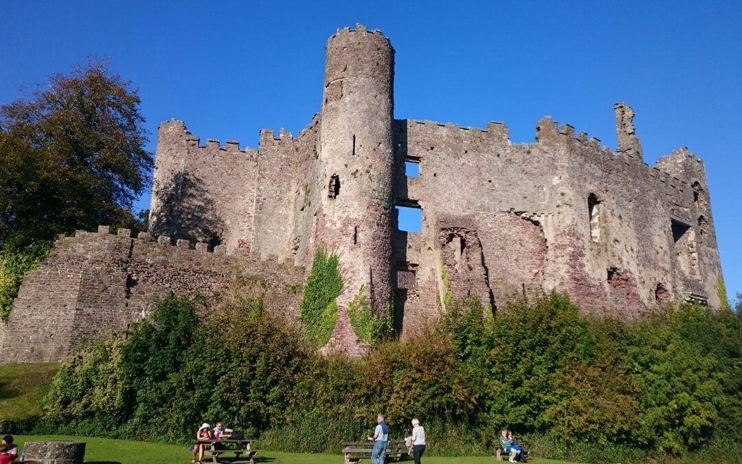 What are the 4 Different Types of Castles?