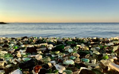 What is seaglass worth?
