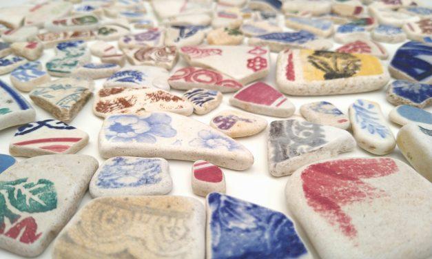 Scottish Pottery – Spongeware & Trasferware